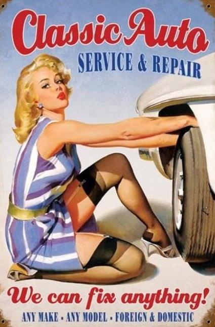 classic auto service & repair