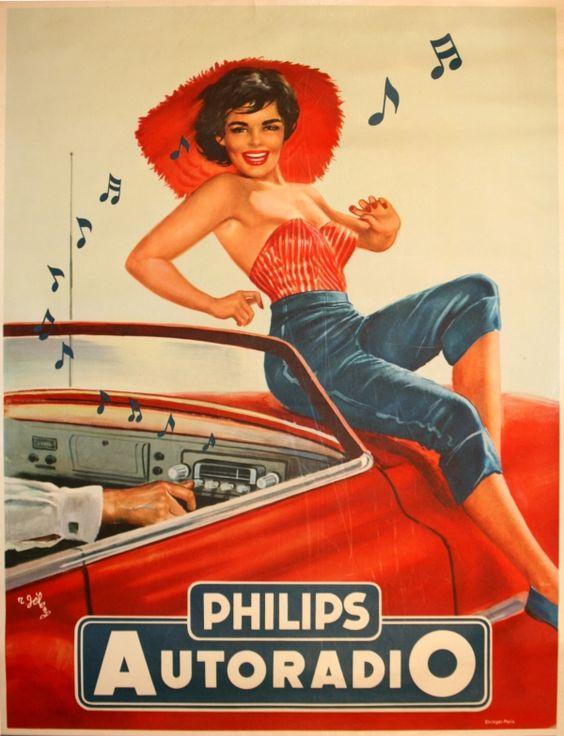 philips autoradio